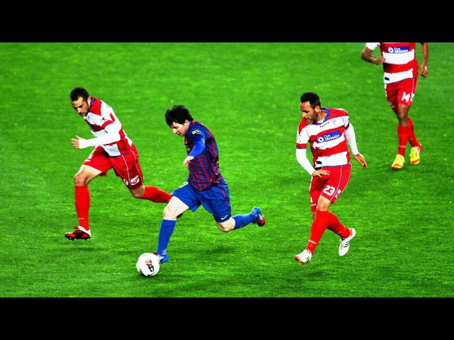 10 Times Lionel Messi Ran 70 Yards with the Ball ►La Pulga Atomica◄ ||HD||