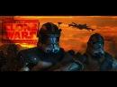 Клип. Звездные войны: Войны Клонов (Comatose)