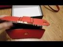 обзор сумки и кошелька КИКУ от Кензо
