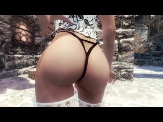 Porn & Video Games! (Hosted by Kylie X)Episode 29 - Epic Skyrim Mods
