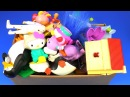 Коробка с Сюрпризами Барбоскины! Хеллоу Китти, Гном.. Box of Toys