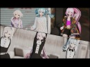 【MMD】 마지막처럼 AS IF ITS YOUR LAST Models Test