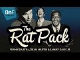 The Rat Pack - Frank Sinatra, Dean Martin, Sammy Davis Jr.
