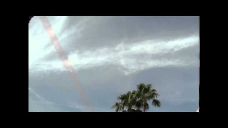 Chemtrail Grids! Documented proof!