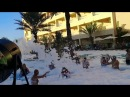 Hôtel Sentido Rosa Beach Thalasso Spa Monastir tunisie mousse froam party