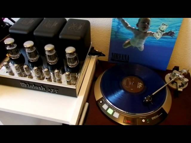 NIRVANA - COME AS YOU ARE (Vinyl Blue 180 gr Limited Edition)