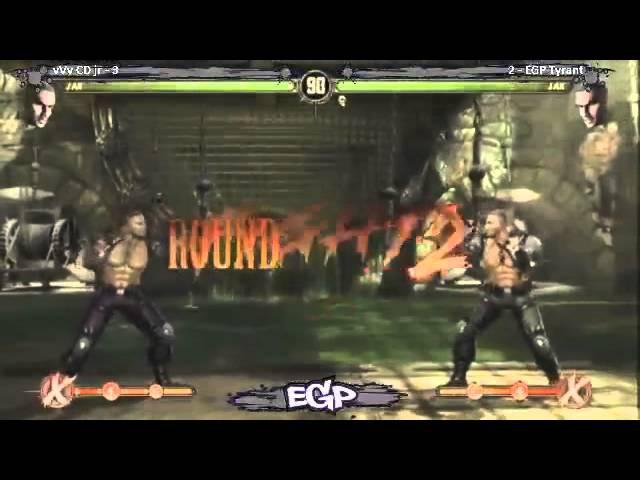 EGP Tyrant Jax vs vVv CD Jr Jax MLG Anaheim EGP After Hours Stream