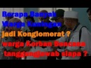 RWK Duet Owner Hotel Al Hakim Sport Centre Jatiwaringin ini Bantu Korban Bencana Kuningan