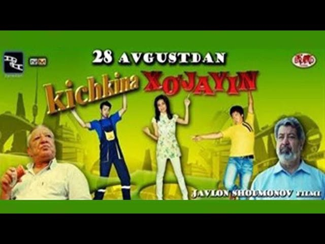 Kichkina xo'jayin (o'zbek film) | Кичкина хужайин (узбекфильм)