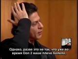 Aap Ki Adalat- Shahrukh Khan, 2013(русские субтитры)(ч.1)