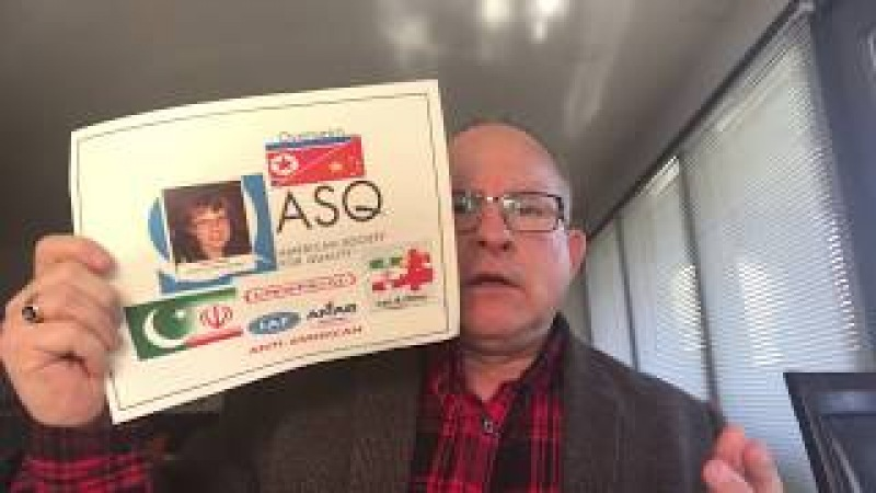 ASQ Poster Child Aimme Siegler Proves @ ASQ Incompetency Is Not A Handicap