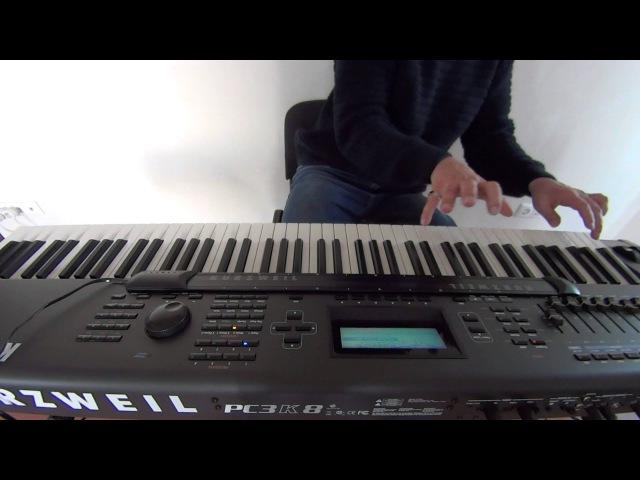 Пианист виртуоз играет Hard Rock на синтезаторе [СМОТРЕТЬ СУПЕР ПРИКОЛ!!] - HD 2016