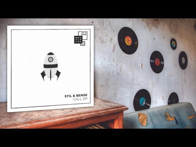 PREMIERE : Stil Bense - Call Feat. Ally (Original Mix)