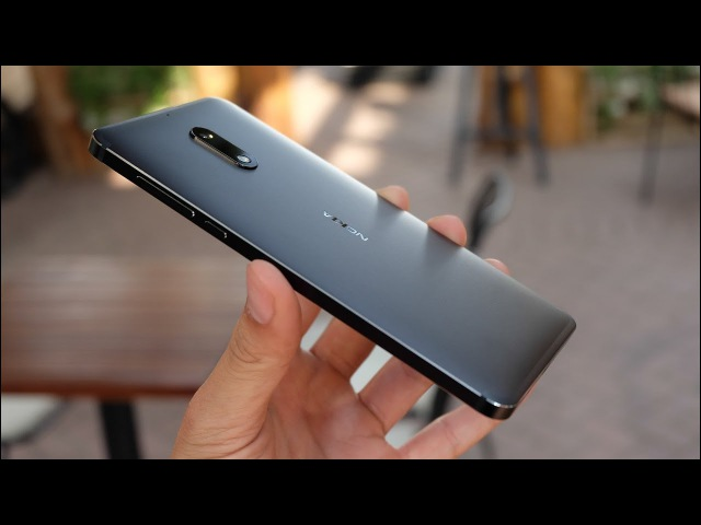Nokia 6 2018 First Look | Specifications | Price