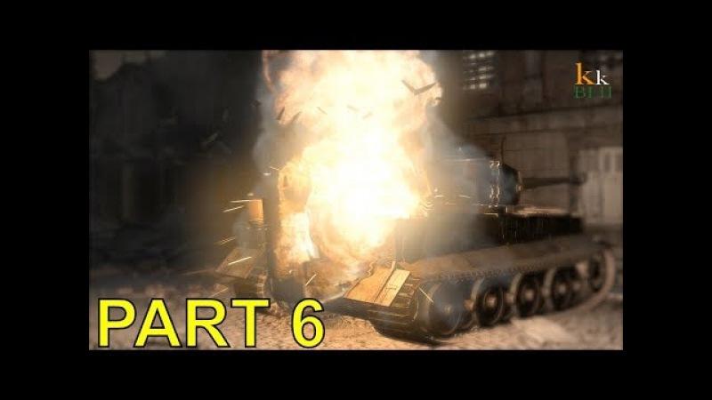 Sniper Elite V2 gameplay walkthrough part 6