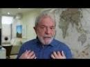 Generoso, Lula grava depoimento em apoio a Boulos