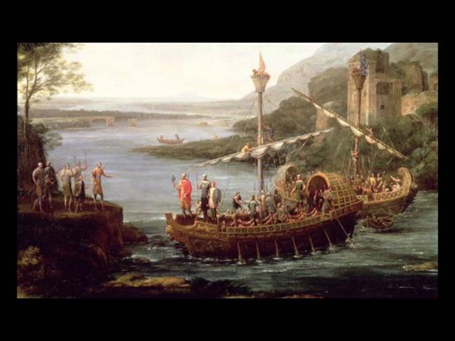 Tyrtarion - Exhortatio ad socios (Aen. I. 198-209)