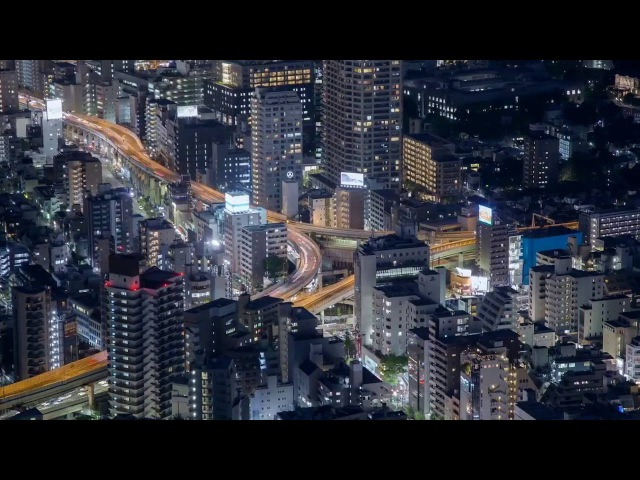 Sorrow leads to salvation-Passion In Tokyo-HD video Ambient,Chill out