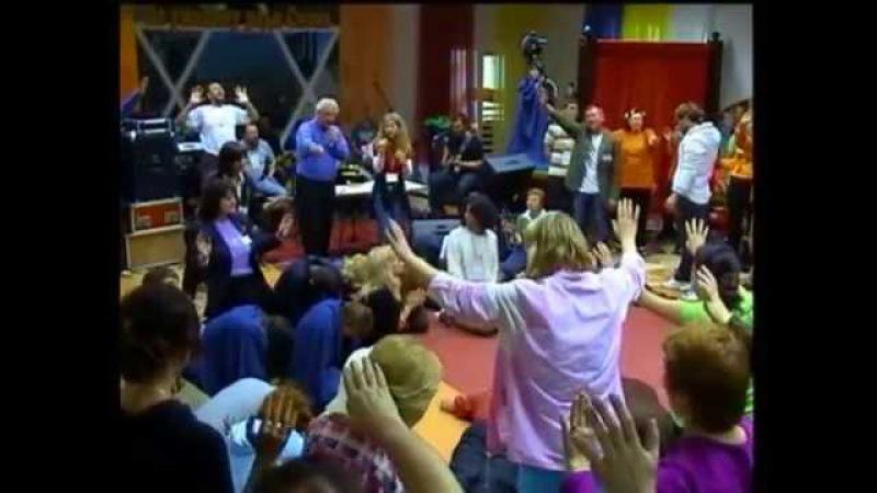Рик Карелли в КЕМО Молитва за мусульман