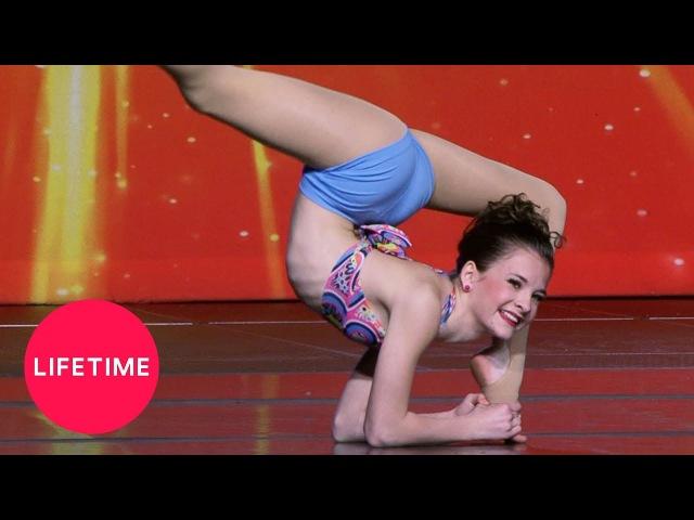 Dance Moms Brookes Supermodel Acrobatic Solo (Season 1 Flashback) | Lifetime