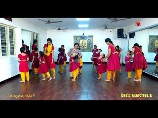 TAPASYA episode 9 - Sridevi Nrithyalaya - Bharatanatyam Dance