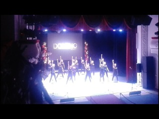 Посвящение в студенты 2017 МИ ВлГУ Dance Group Domino