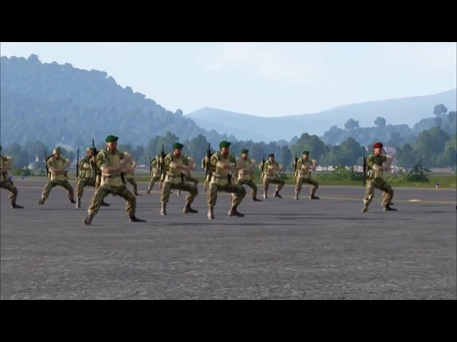 Arma 3 - When you joined random server