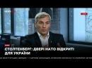 Кошулинский вступление Украины в НАТО напрямую зависит от базового игрока США 18 11 17