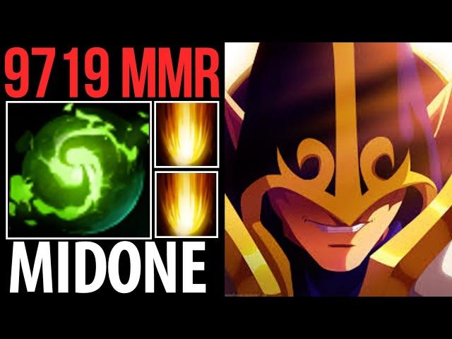MidOne [Invoker] Why Aim Me? Road to 10k Dota2