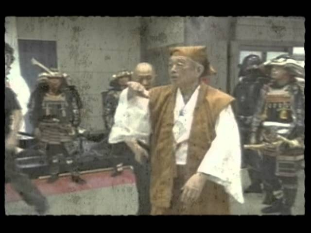 Homenágem à Masaaki Hatsumi Sensei