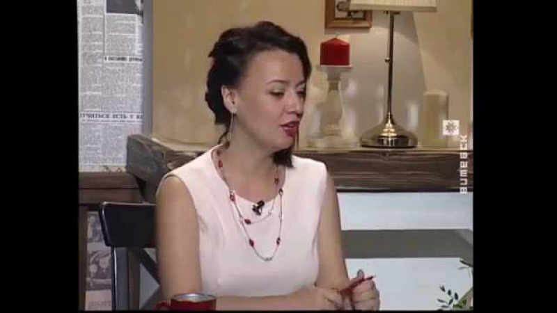 Натали Шемето в телепередаче Вечерний Витебск (смотреть до конца!)