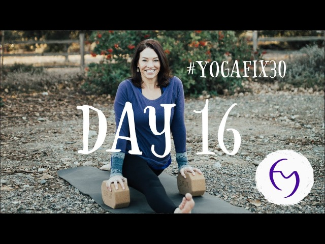 Yoga Stretch Day 16 With Fightmaster Yoga