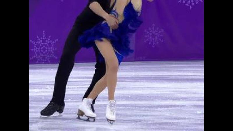 XXIII Зимние Олимпийские игры / Фигурное катание. Танцы на льду. Короткая программа / Видео / Russia.tv