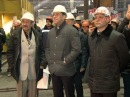 Евгений Куйвашев принял участие в пуске нового плавильного комплекса КЗПВ