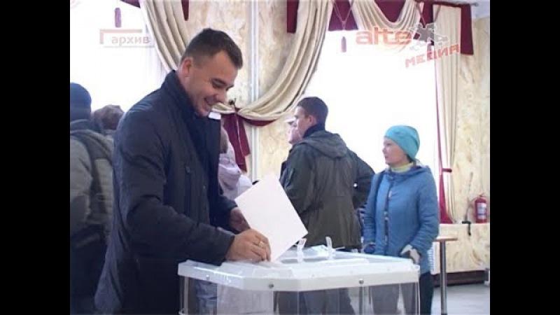 Ход избирательной кампании по выборам Президента РФ