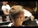 САНКТ ПЕТЕРБУРГСКАЯ ШКОЛА БАРБЕРОВ Мужская стрижка на короткие волосы не требующая укладки