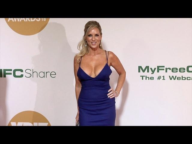 Jodi West 2018 XBIZ Awards Red Carpet