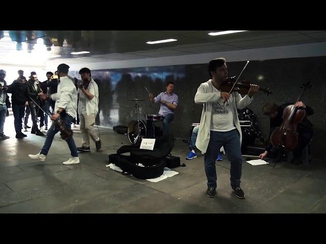 MULERMANBAND Pirates of the Caribbean / Violin cover @Arbat