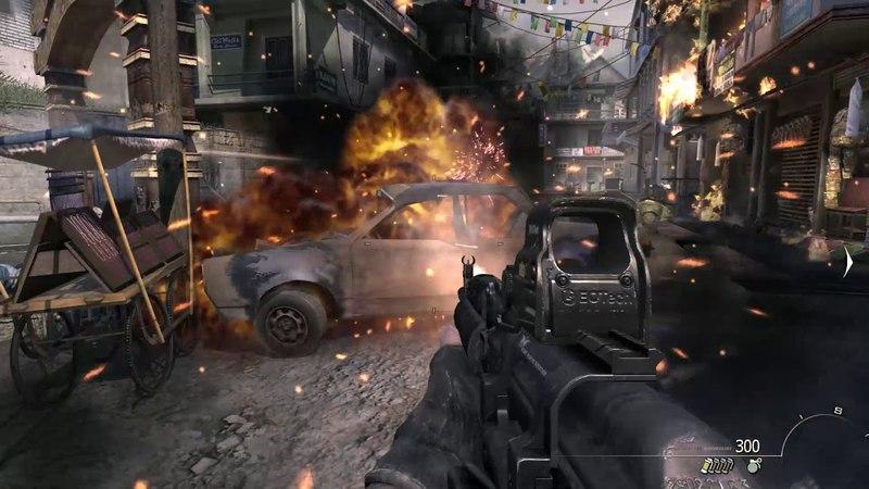 Прохождение Call of Duty Modern Warfe 4