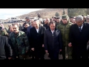 Губернатор провинции Дамаск Аляа Ибрагим посетил селение Мугр Аль-Мир
