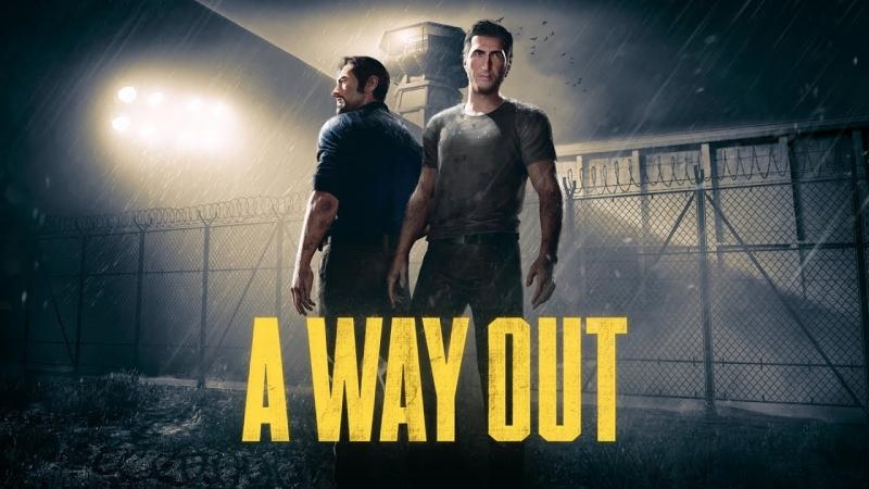 Трейлер игры A Way Out. 📅-Дата выхода игры: 23 марта 2018