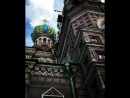 Вид на чудесный собор Спаса на Крови со стороны канала Грибоедова. Видео yuliaefremova82