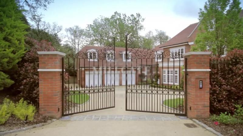 September House, Nuns Walk, Virginia Water, Surrey