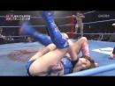 Haruka Kato, Saki vs. Makiya Natsumi, Saori Anno AJPW - Jun Akiyama Takao Omori 25th Anniversary