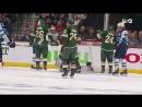 NHL 17/18, SC, WC Round 1, Game 3. Winnipeg Jets - Minnesota Wild 15.04.2018, NBC