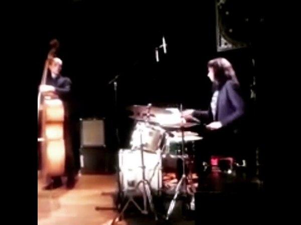 Барабанное соло Кутафин Дмитрий в культурном центре Дом