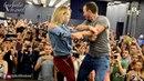 Korke y Judith Contando Minutos @ Europe Bachata Festival 2017
