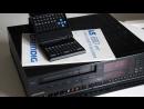 Grundig Videorekorder VS 680 VPT S-VHS (Demo-Tape Teil 2) 1990