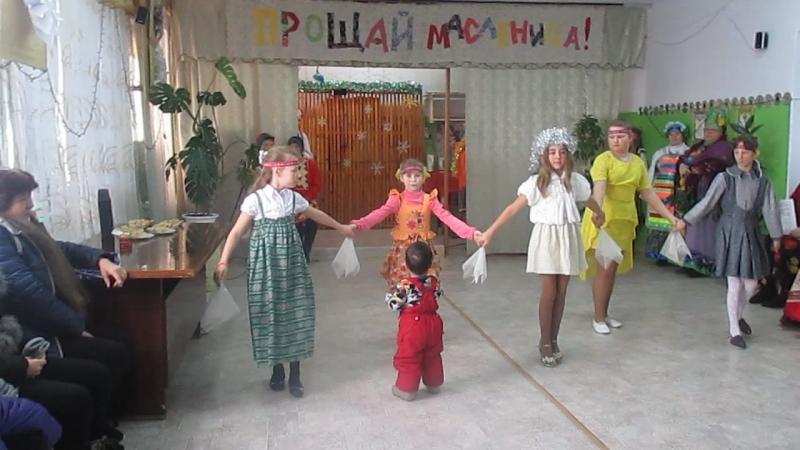 танец зима-красавица
