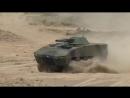Patria Land Вооружение - Nemo 120 мм миномет системы [480p]
